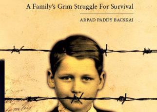 Arpad Paddy Bacskai - Middle Hill Child